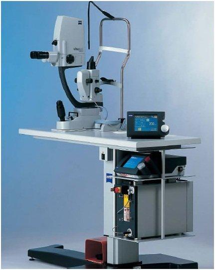 Laser Argon Instituto Oftalmol 243 Gico Amig 243
